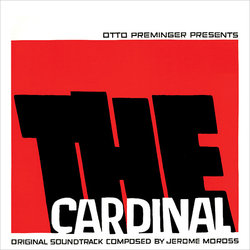 The Cardinal Soundtrack (Jerome Moross) - CD cover
