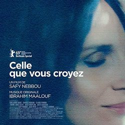 Celle que vous croyez Soundtrack (Ibrahim Maalouf) - CD cover