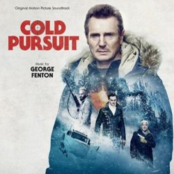 Cold Pursuit Soundtrack (George Fenton) - CD-Cover