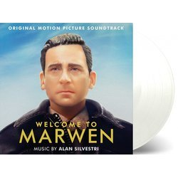 Welcome to Marwen Soundtrack (Alan Silvestri) - CD-Inlay