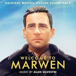 Welcome to Marwen Soundtrack (Alan Silvestri) - CD-Cover