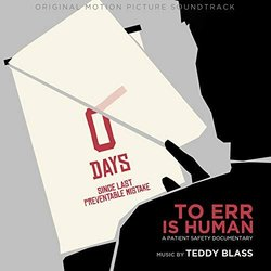 To Err Is Human Soundtrack (Teddy Blass) - CD cover