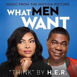What Men Want: Think Soundtrack (H.E.R. ) - CD cover