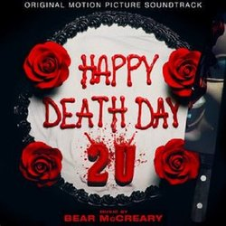 Happy Death Day 2U Colonna sonora (Bear McCreary) - Copertina del CD