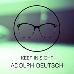 Keep In Sight - Adolph Deutsch Bande Originale (Adolph Deutsch) - Pochettes de CD