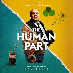 The Human Part Soundtrack (Halfdan E) - CD cover