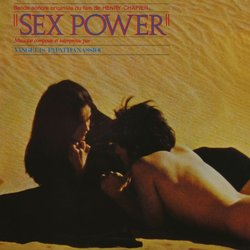 Sex Power Soundtrack (Vangelis Papathanassiou) - CD-Cover