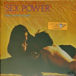 Sex Power Soundtrack (Vangelis Papathanassiou) - CD cover