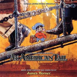 An American Tail 聲帶 (James Horner) - CD封面