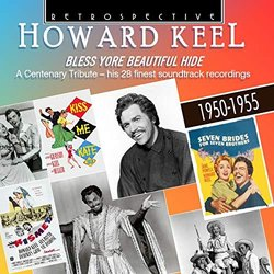 Howard Keel: Bless Yore Beautiful Hide サウンドトラック (Various Artists, Howard Keel) - CDカバー