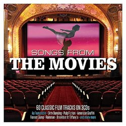 Songs From The Movies Colonna sonora (Various Artists) - Copertina del CD