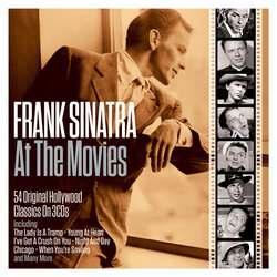 Frank Sinatra At The Movies サウンドトラック (Various Artists, Frank Sinatra) - CDカバー