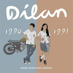 Dilan 1990-1991 Soundtrack (The Panasdalam Bank) - CD cover