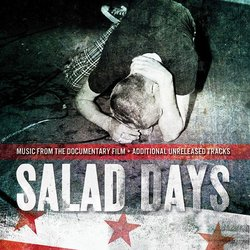 Salad Days: Music From The Documentary Film + Additional Unreleased Tracks Soundtrack (Various Artists) - CD cover