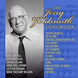 The Jerry Goldsmith Songbook Trilha sonora (Jerry Goldsmith) - capa de CD