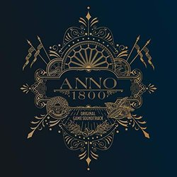 Anno 1800 Soundtrack ( Dynamedion) - CD cover