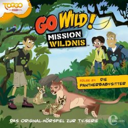 Go Wild! - Mission Wildnis Folge 24: Die Pantherbabysitter - Various Artists - 22/02/2019