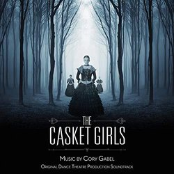 The Casket Girls Soundtrack (Cory Gabel) - CD cover