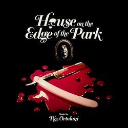 House On The Edge Of The Park Soundtrack (Riz Ortolani) - CD cover
