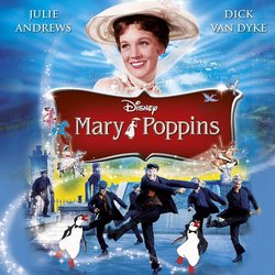 Mary Poppins Soundtrack (Robert B. Sherman, Richard M. Sherman) - CD cover
