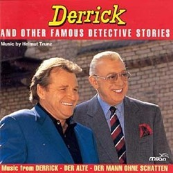 Derrick and other Famous Detective Stories Soundtrack (Helmut Trunz) - Carátula
