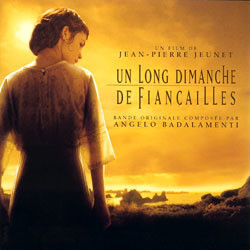 Un Long Dimanche de Fiançailles Soundtrack (Angelo Badalamenti) - CD cover