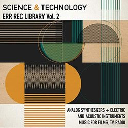 ERR REC Library Vol. 2: Science & Technology - Various Artists - 15/03/2019
