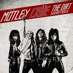 The Dirt Soundtrack ( Mötley Crüe) - CD cover