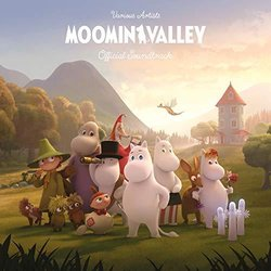 Moominvalley Soundtrack (Various Artists) - CD cover