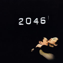 2046 Soundtrack (Various Artists, Shigeru Umebayashi) - Car�tula