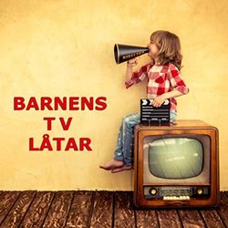 Barnens TV-låtar Soundtrack (Various Artists) - Carátula