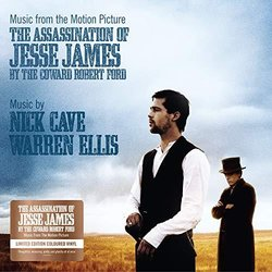 The Assassination of Jesse James by the Coward Robert Ford Soundtrack (Nick Cave, Warren Ellis) - Carátula