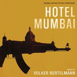 Hotel Mumbai Soundtrack (Volker Bertelmann) - CD cover