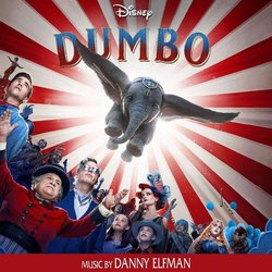 Dumbo Soundtrack (Danny Elfman) - Carátula