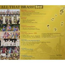 All That Brass! Best Soundtrack (Various Artists) - CD Trasero
