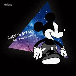 Rock in Disney - Fox Capture Plan Trilha sonora (Various Artists) - capa de CD