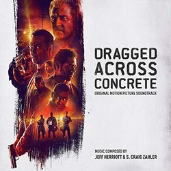 Dragged Across Concrete Soundtrack (Various Artists) - CD cover