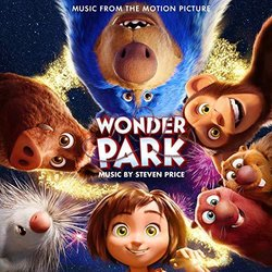 Wonder Park Soundtrack (Steven Price) - CD cover