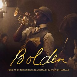 Bolden Soundtrack (Various Artists, Wynton Marsalis) - CD cover
