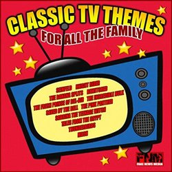 Classic TV Themes For All The Family Colonna sonora (Various Artists) - Copertina del CD
