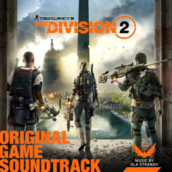Tom Clancy's The Division 2 声带 (Ola Strandh) - CD封面