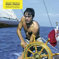 Le Cinéma d'Alain Delon Soundtrack (Various Artists) - Carátula