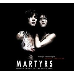 Martyrs Soundtrack (Seppuku Paradigm) - CD cover