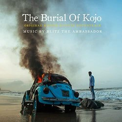 The Burial of Kojo Soundtrack (Blitz the Ambassador) - CD cover