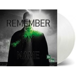 Breaking Bad: Remember My Name Soundtrack (Various Artists) - cd-inlay