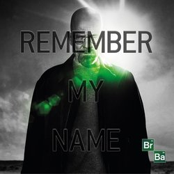 Breaking Bad: Remember My Name Soundtrack (Various Artists) - CD cover