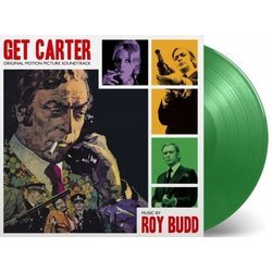 Get Carter Bande Originale (Roy Budd) - cd-inlay