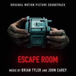 Escape Room Soundtrack (John Carey, Bryan Tyler) - Carátula