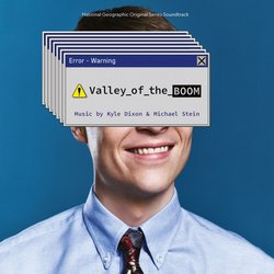 Valley Of The Boom Soundtrack (Kyle Dixon, Michael Stein) - CD cover