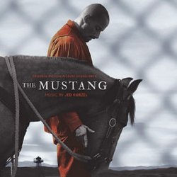 The Mustang Colonna sonora (Jed Kurzel) - Copertina del CD